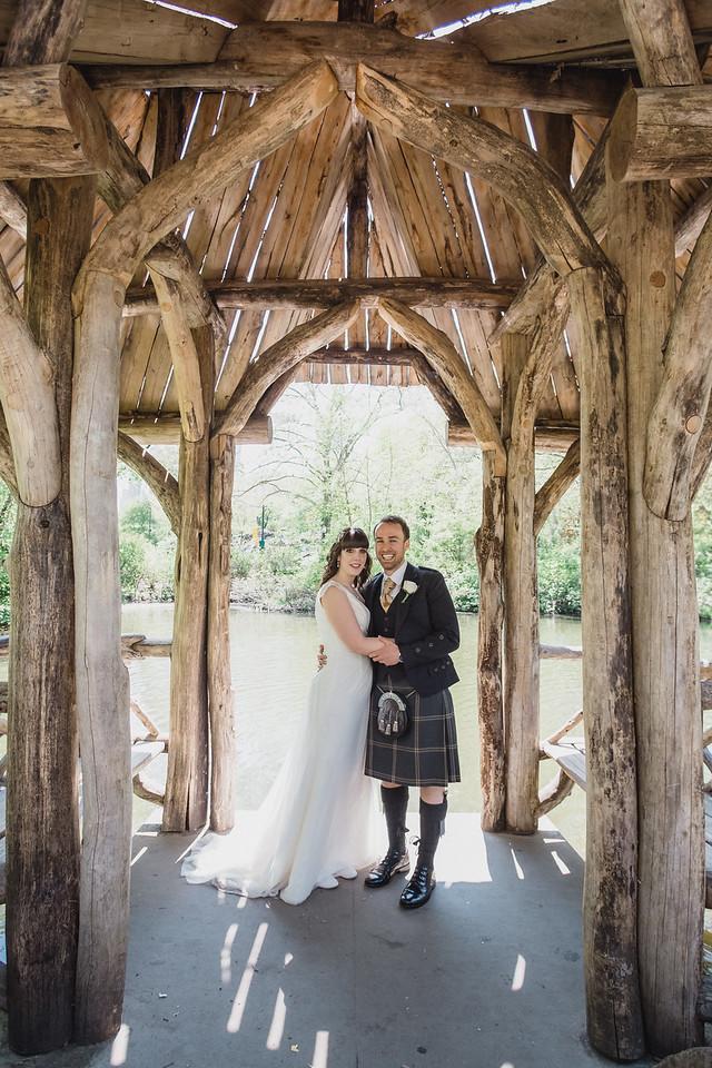 Central Park Wedding - Gary & Kirsty-31