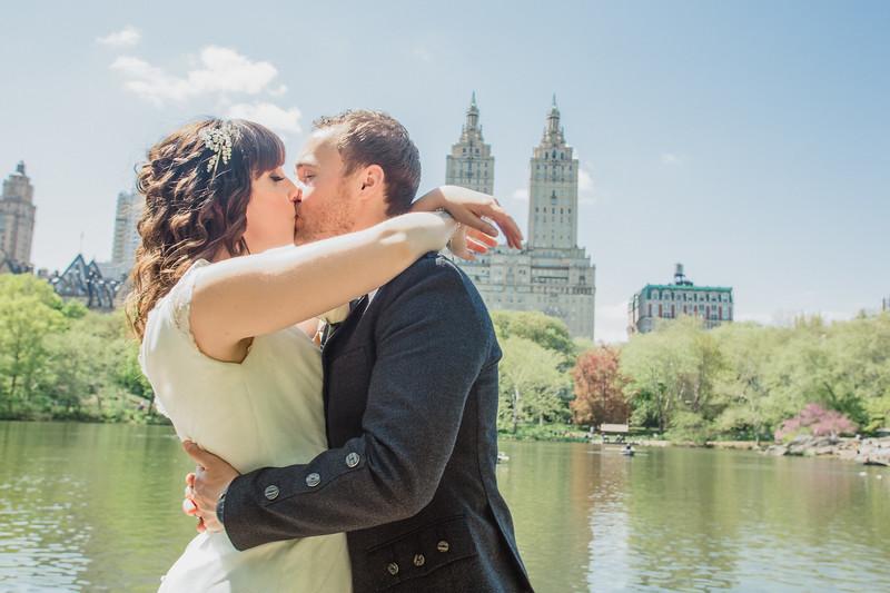 Central Park Wedding - Gary & Kirsty-63