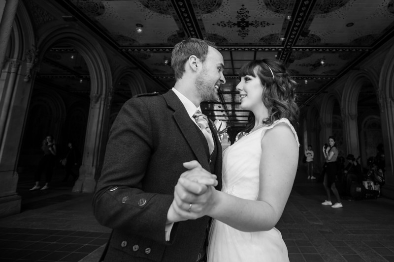 Central Park Wedding - Gary & Kirsty-159