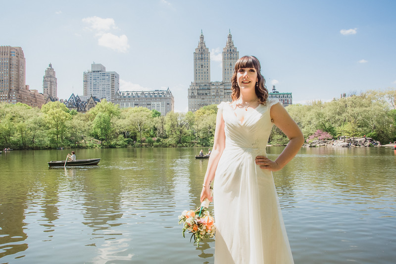 Central Park Wedding - Gary & Kirsty-67