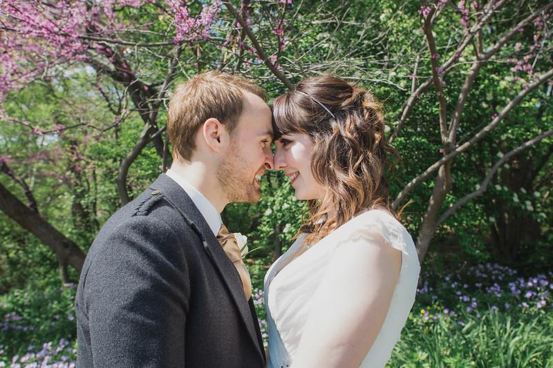 Central Park Wedding - Gary & Kirsty-113
