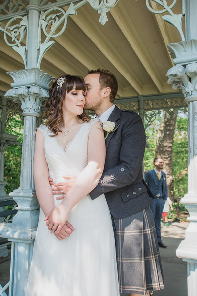 Central Park Wedding - Gary & Kirsty-133