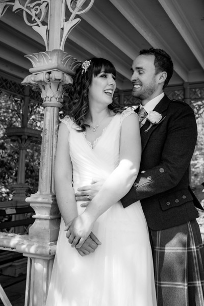 Central Park Wedding - Gary & Kirsty-136