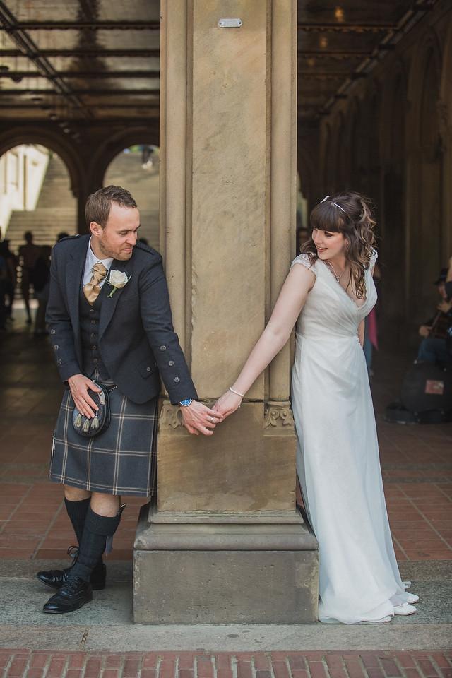 Central Park Wedding - Gary & Kirsty-174