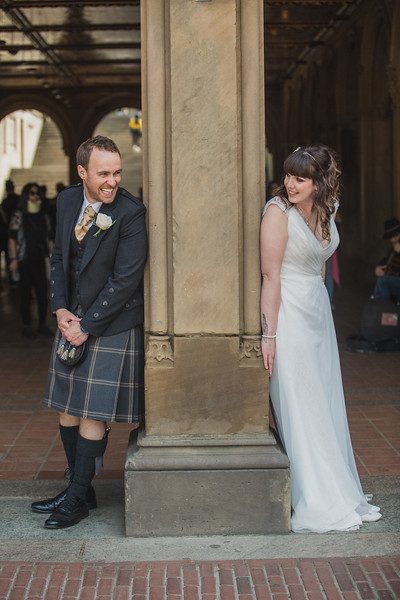 Central Park Wedding - Gary & Kirsty-172