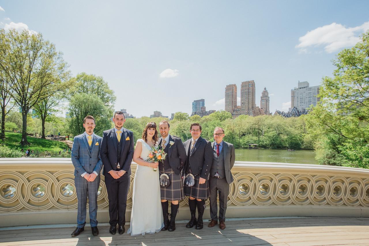 Central Park Wedding - Gary & Kirsty-53