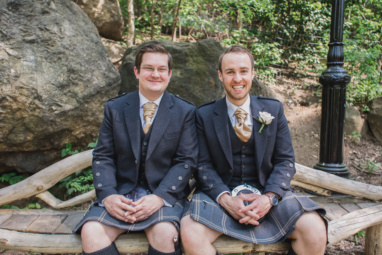 Central Park Wedding - Gary & Kirsty-93