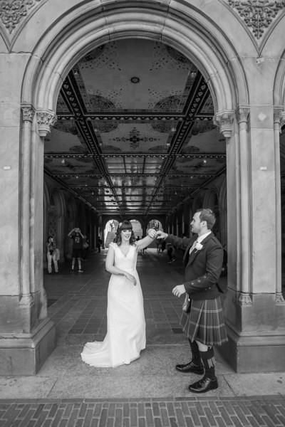 Central Park Wedding - Gary & Kirsty-154