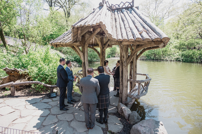 Central Park Wedding - Gary & Kirsty-7