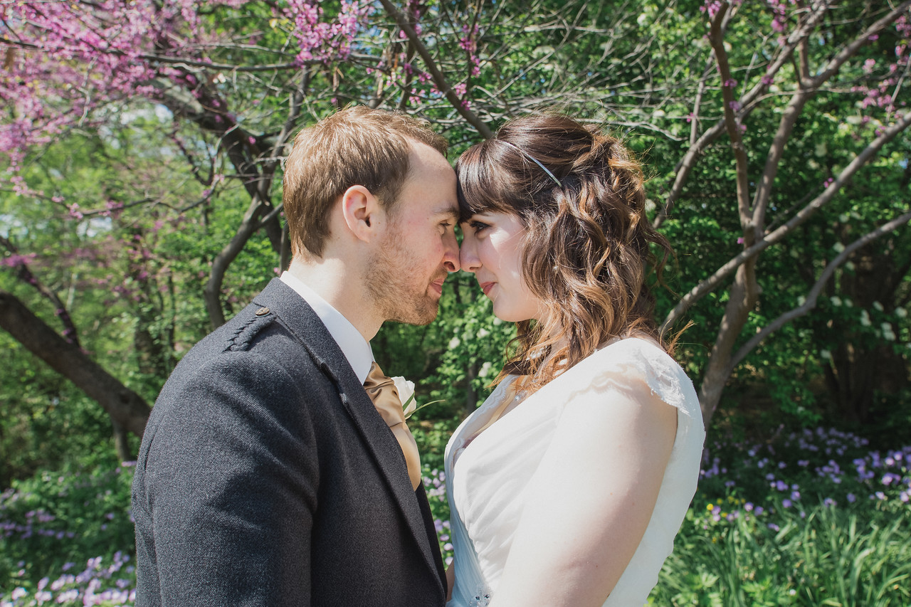 Central Park Wedding - Gary & Kirsty-112