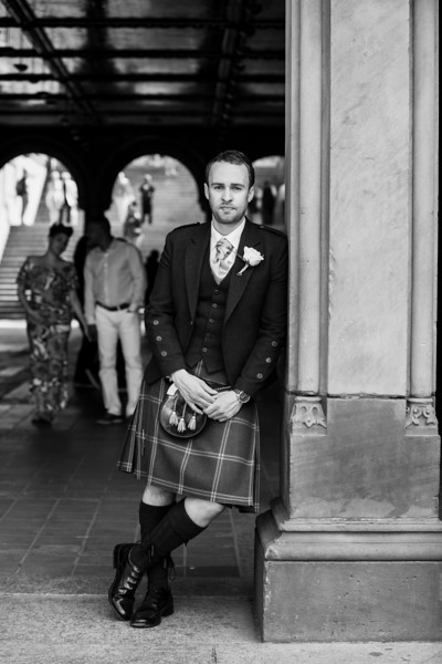 Central Park Wedding - Gary & Kirsty-164