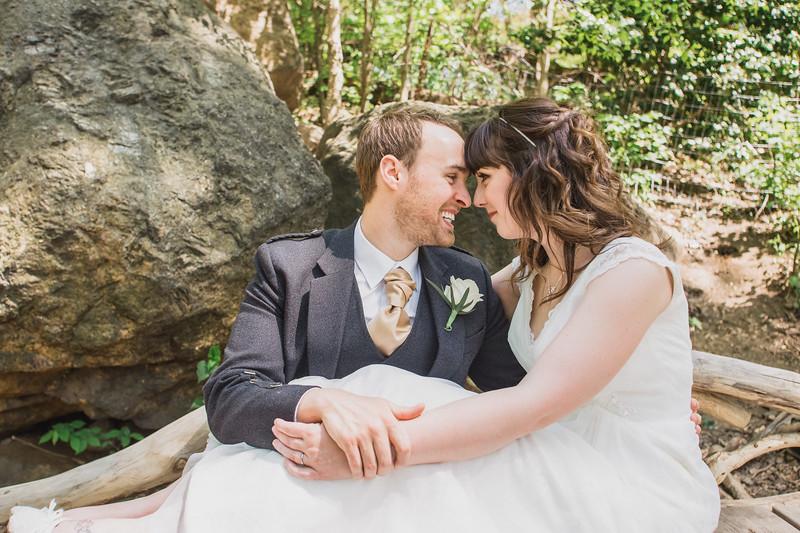 Central Park Wedding - Gary & Kirsty-83