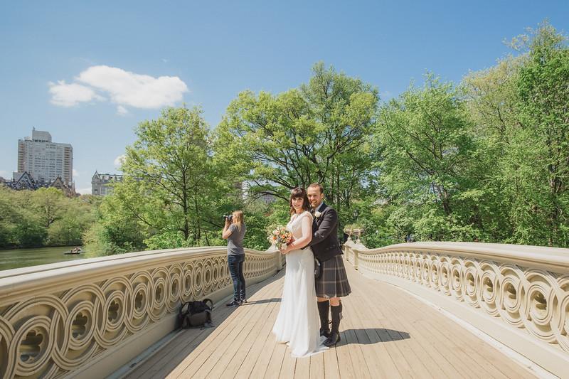 Central Park Wedding - Gary & Kirsty-46