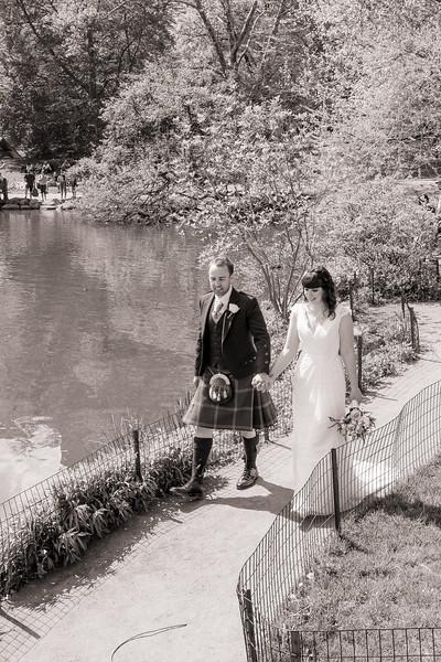 Central Park Wedding - Gary & Kirsty-121