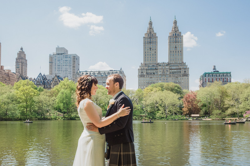 Central Park Wedding - Gary & Kirsty-58