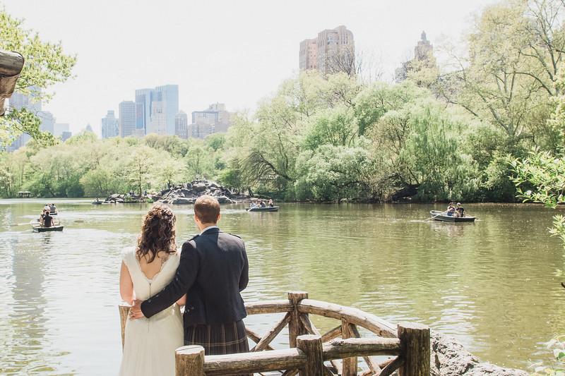 Central Park Wedding - Gary & Kirsty-99