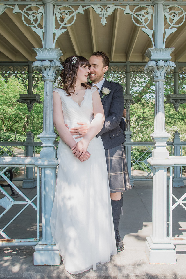 Central Park Wedding - Gary & Kirsty-132