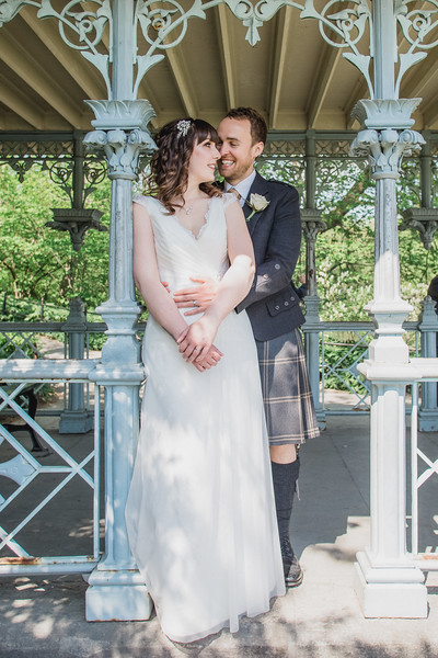 Central Park Wedding - Gary & Kirsty-131
