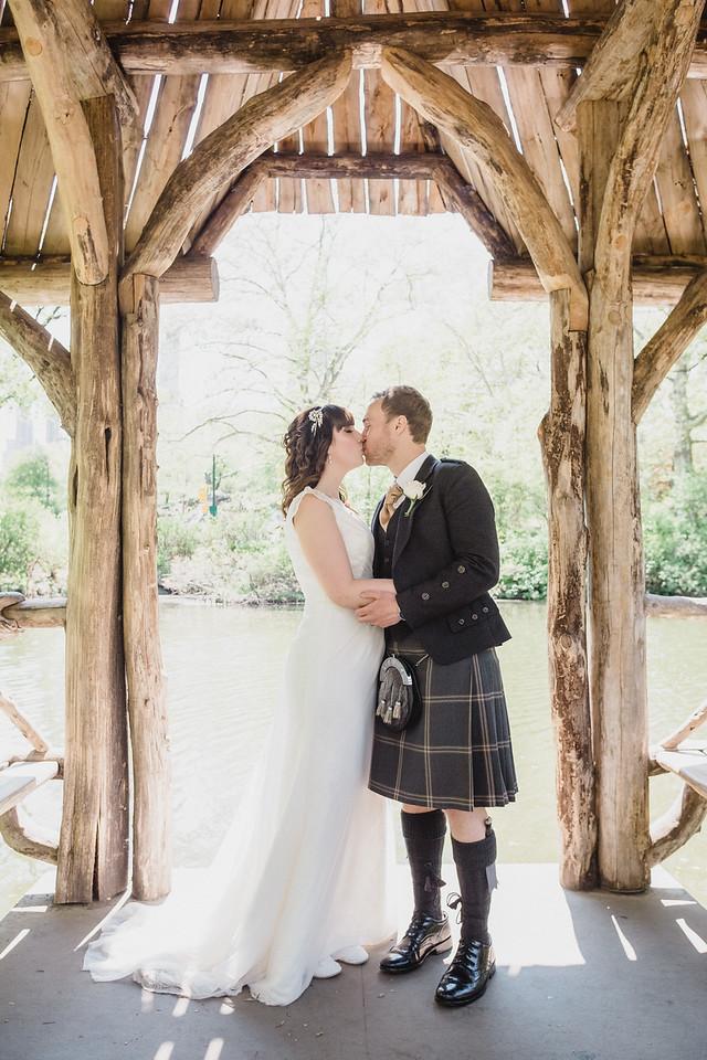 Central Park Wedding - Gary & Kirsty-35