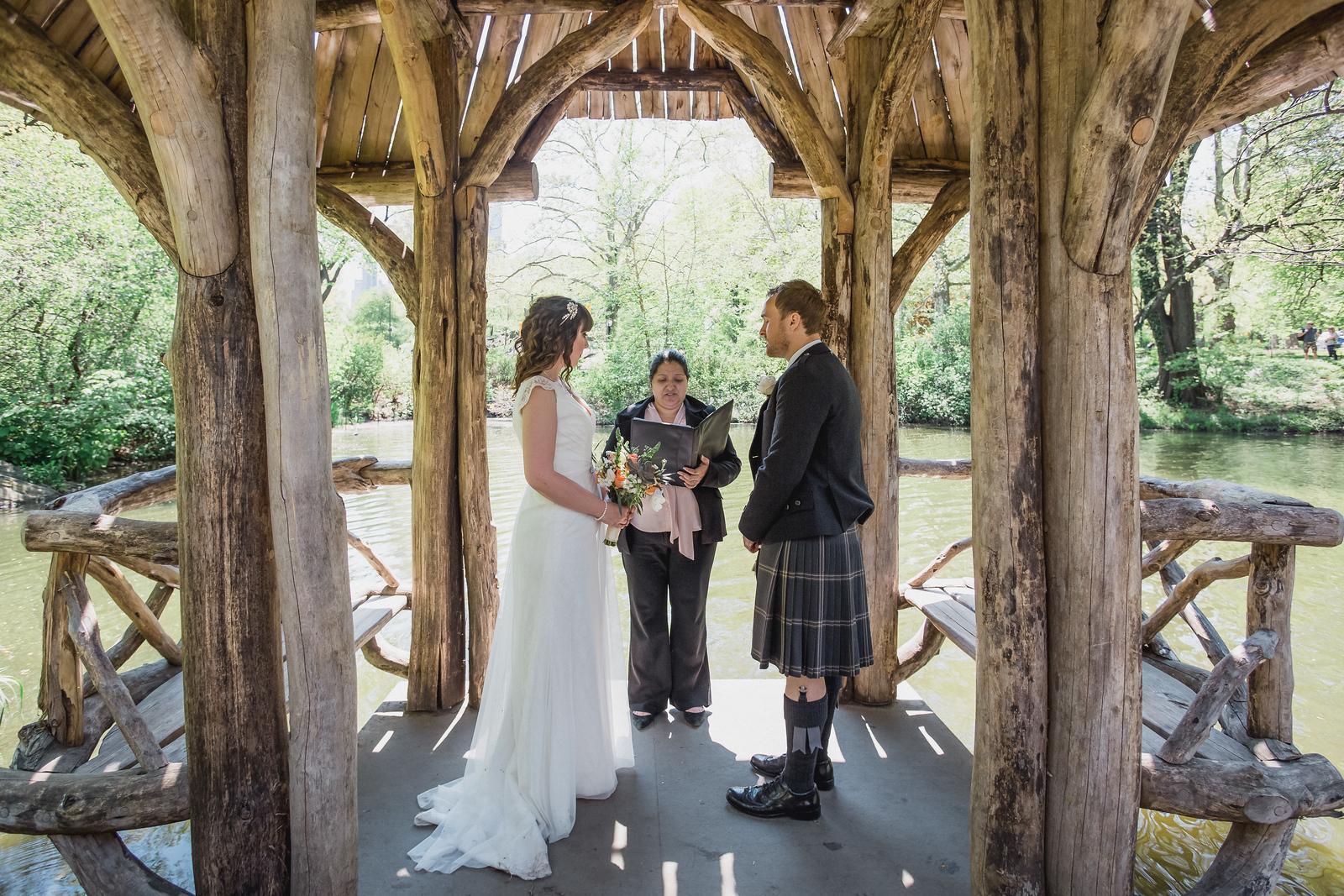 Central Park Wedding - Gary & Kirsty-3
