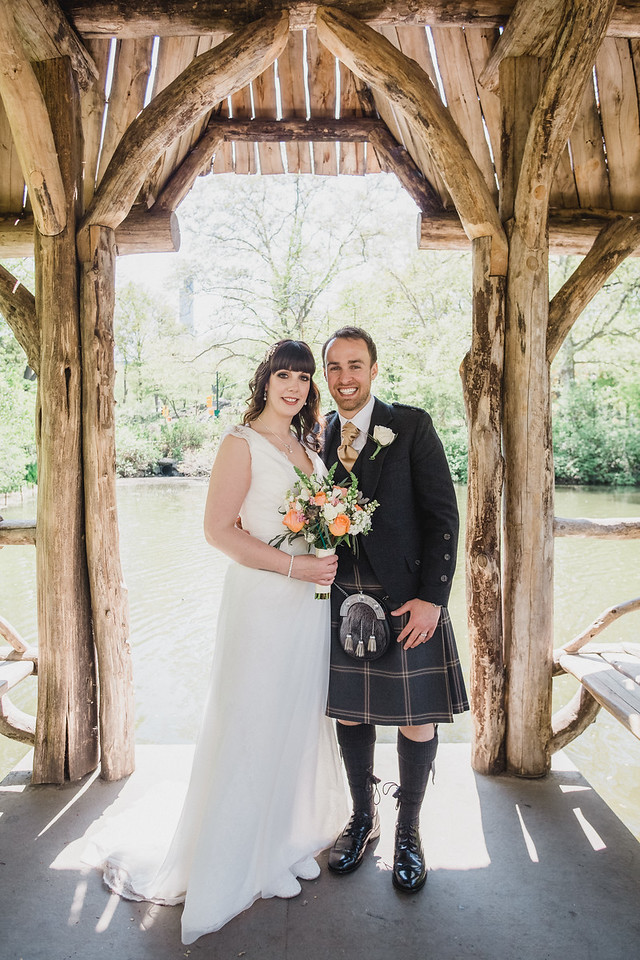 Central Park Wedding - Gary & Kirsty-37
