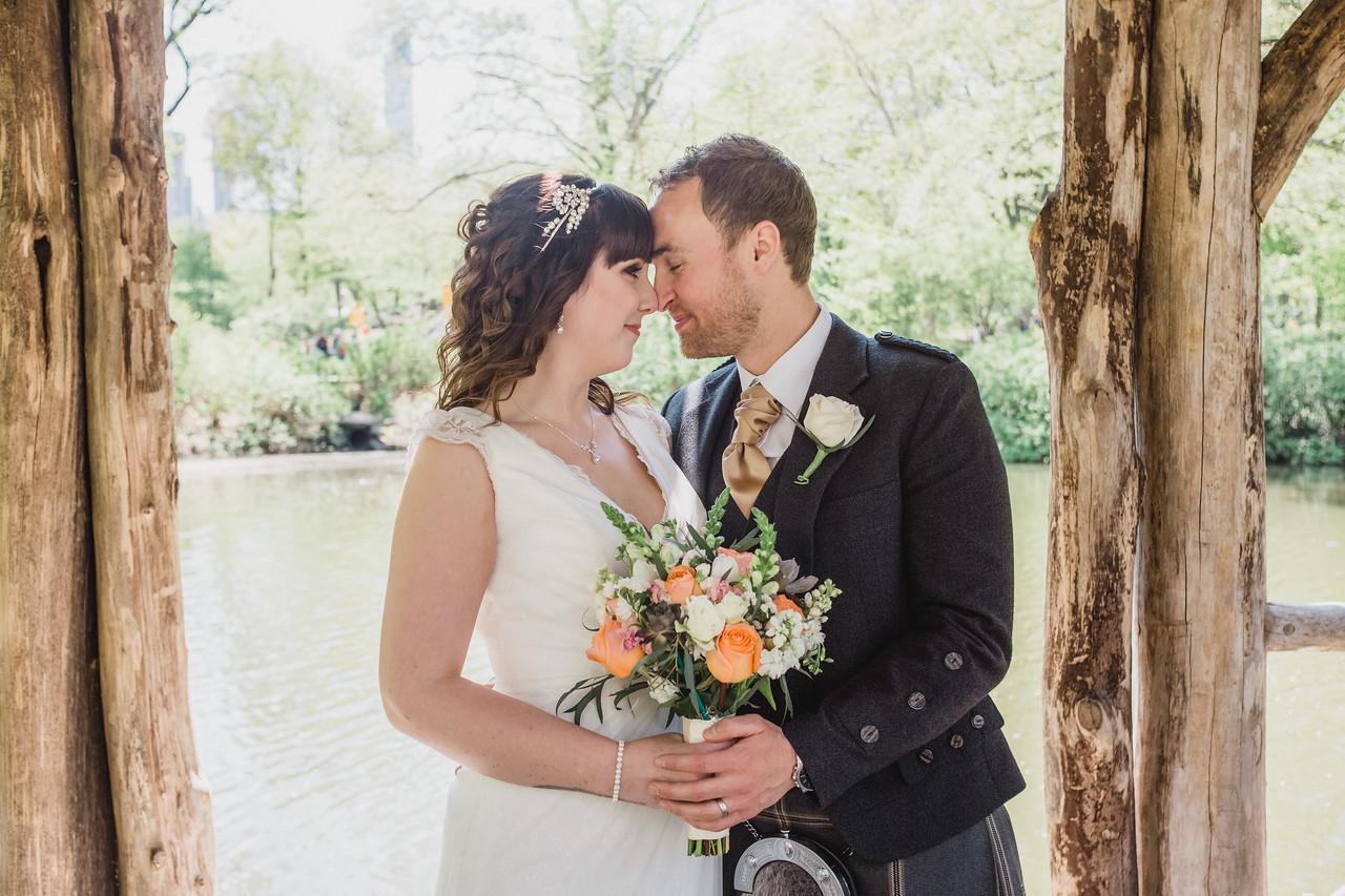 Central Park Wedding - Gary & Kirsty-41