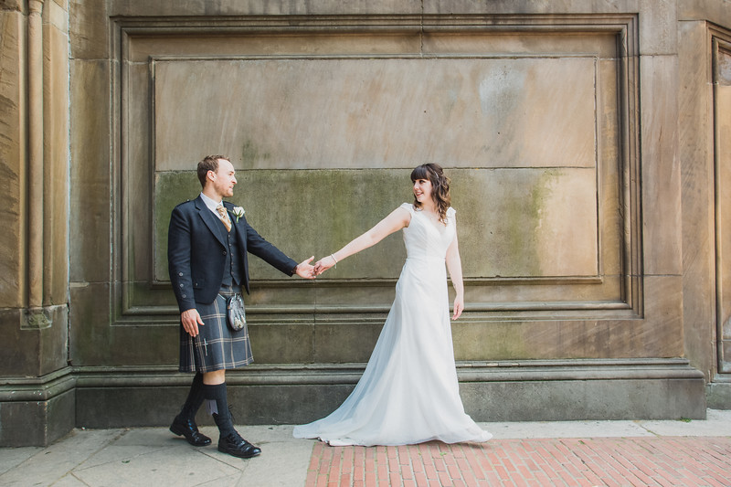 Central Park Wedding - Gary & Kirsty-188