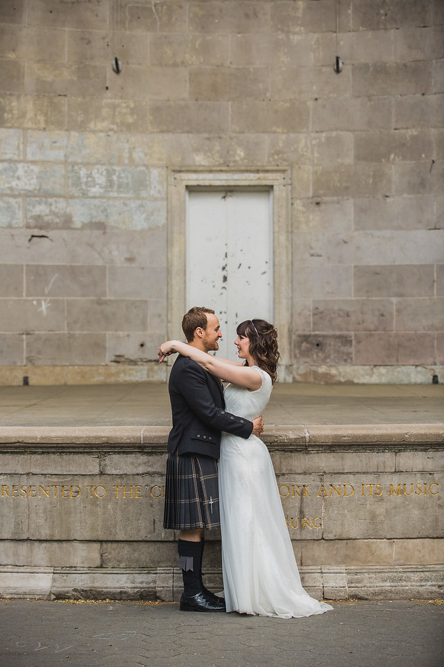 Central Park Wedding - Gary & Kirsty-202