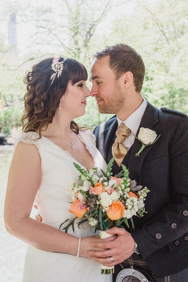 Central Park Wedding - Gary & Kirsty-40