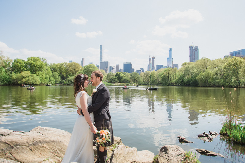 Central Park Wedding - Gary & Kirsty-105