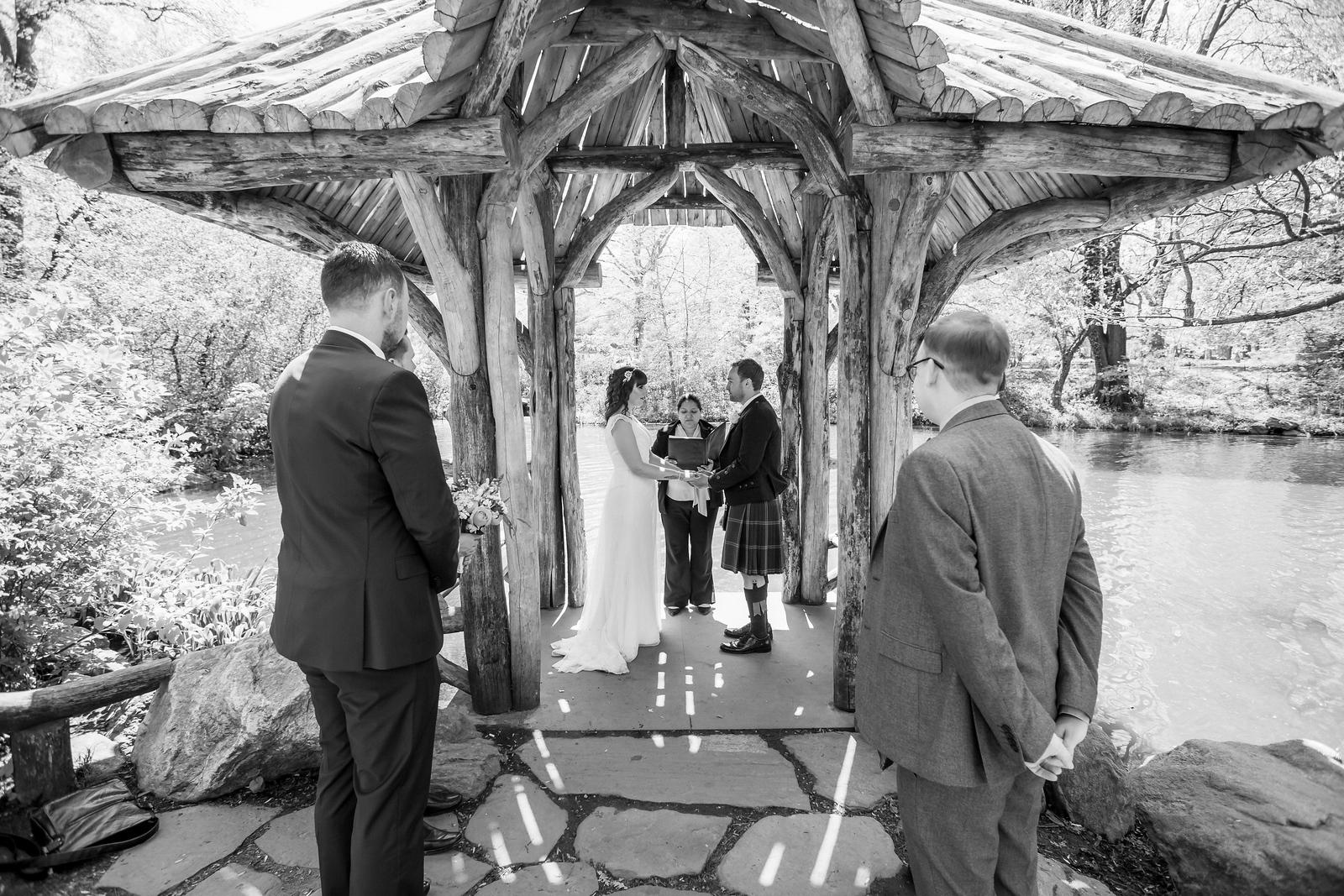 Central Park Wedding - Gary & Kirsty-5