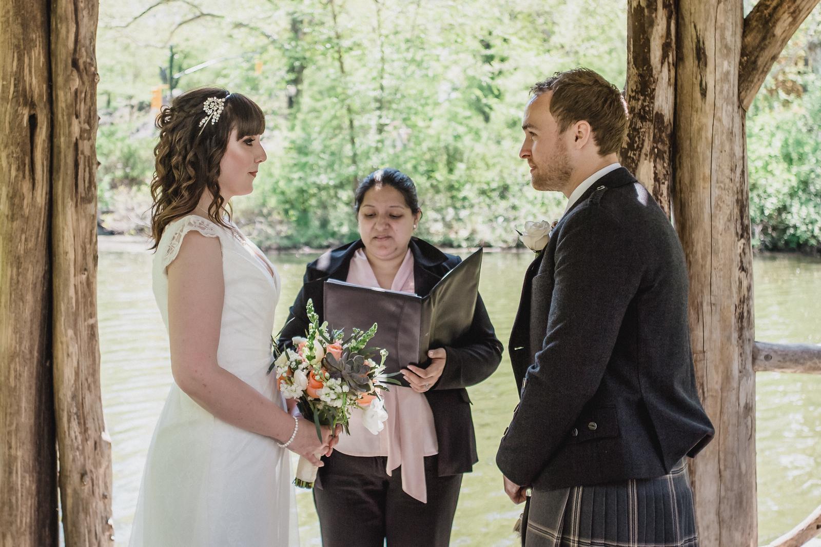 Central Park Wedding - Gary & Kirsty-4