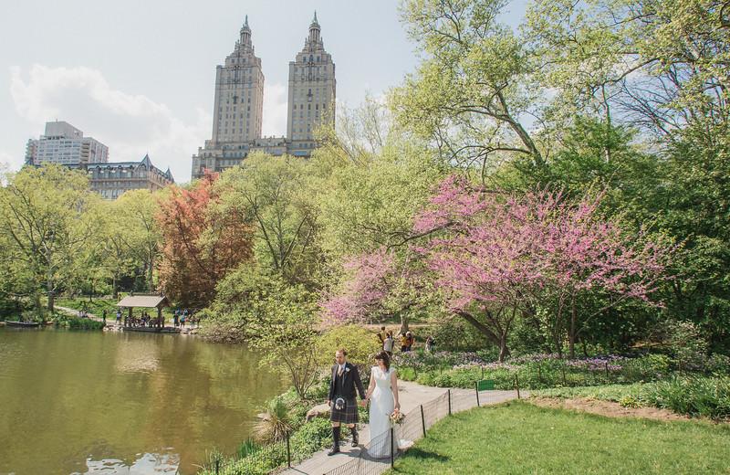 Central Park Wedding - Gary & Kirsty-119
