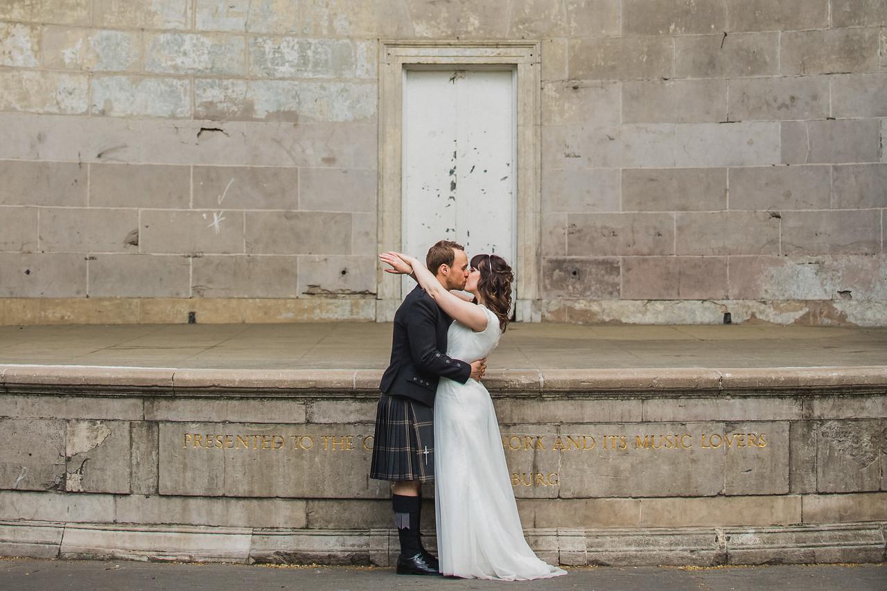 Central Park Wedding - Gary & Kirsty-205