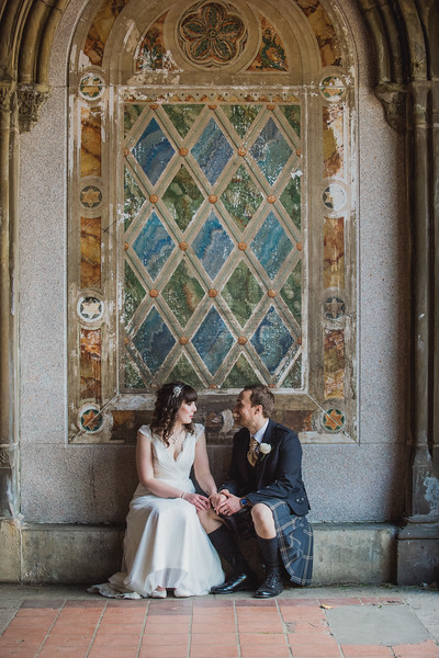 Central Park Wedding - Gary & Kirsty-179