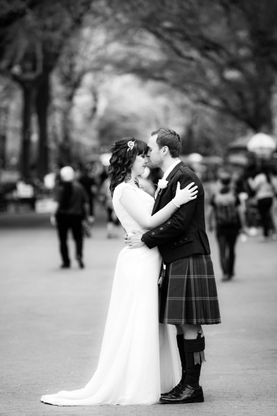 Central Park Wedding - Gary & Kirsty-194