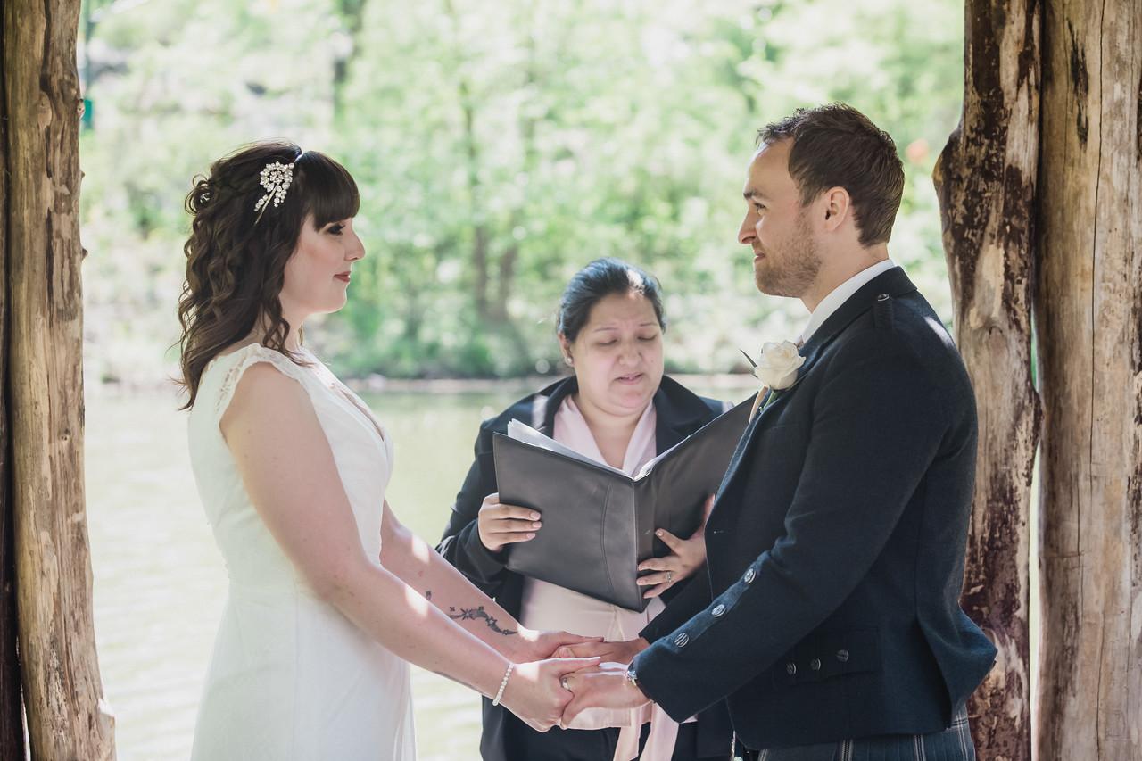 Central Park Wedding - Gary & Kirsty-25