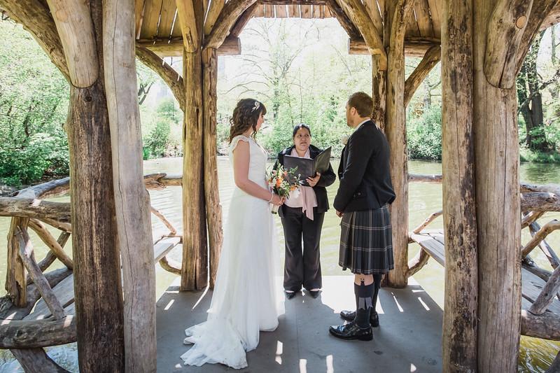 Central Park Wedding - Gary & Kirsty-2