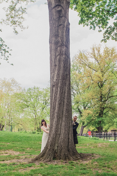 Central Park Wedding - Gary & Kirsty-215