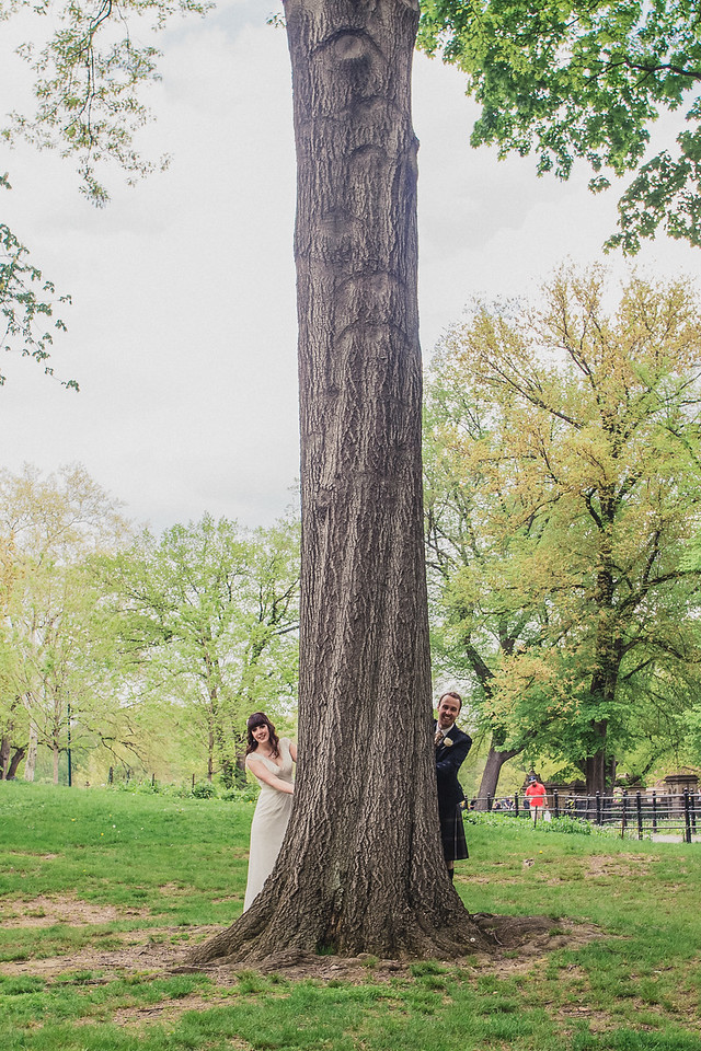 Central Park Wedding - Gary & Kirsty-215