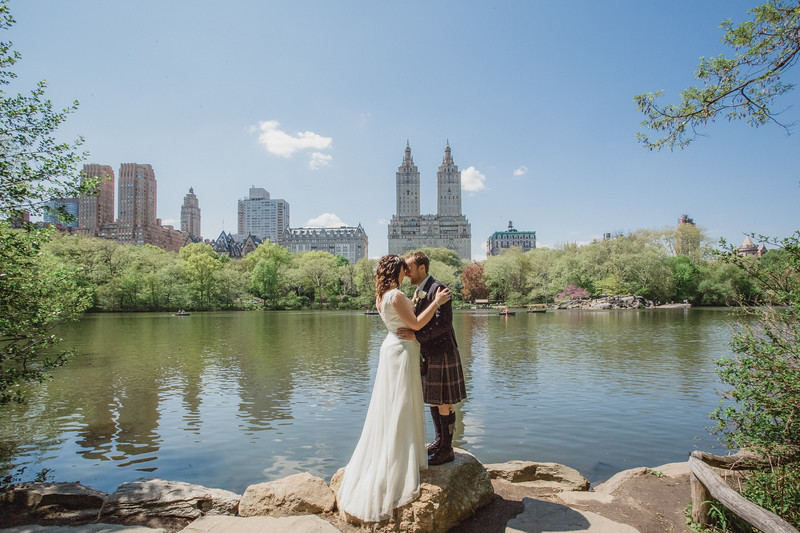 Central Park Wedding - Gary & Kirsty-55