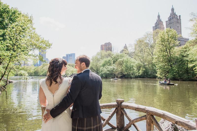 Central Park Wedding - Gary & Kirsty-102