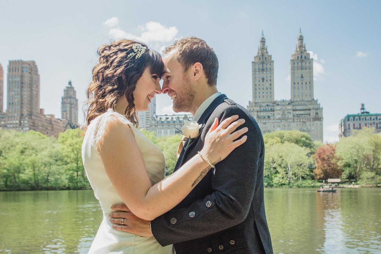 Central Park Wedding - Gary & Kirsty-61
