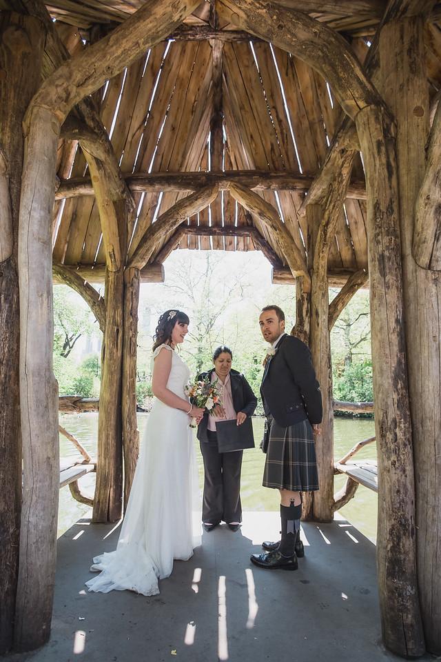 Central Park Wedding - Gary & Kirsty-1