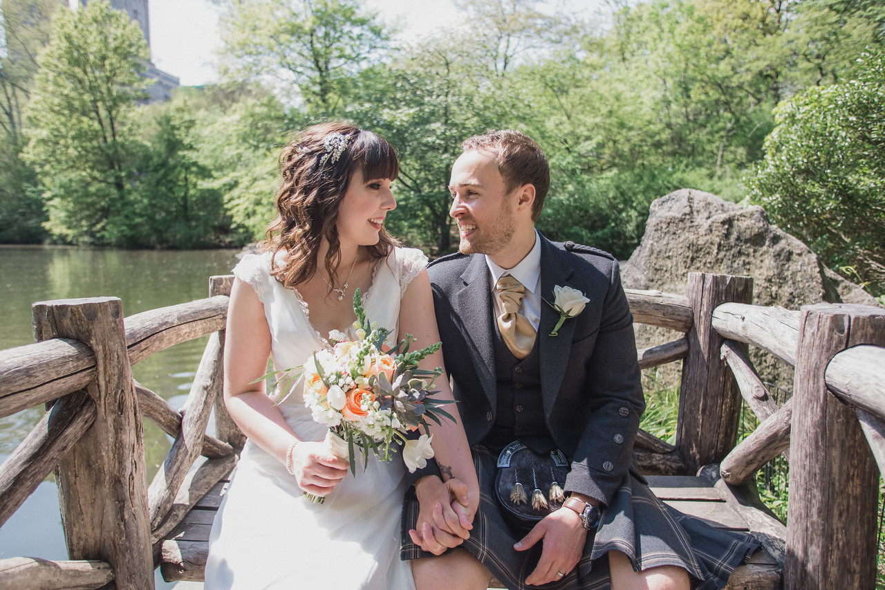 Central Park Wedding - Gary & Kirsty-104