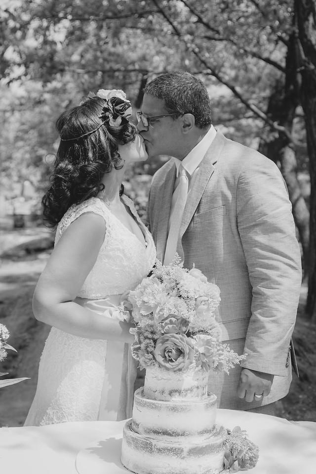 Glennis & Marc - Central Park Wedding