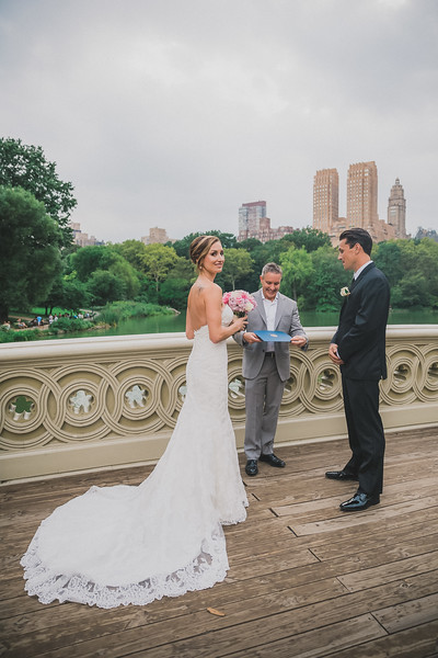 Central Park Wedding - Heidi & Cameron-1