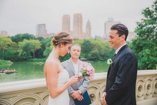 Central Park Wedding - Heidi & Cameron-20
