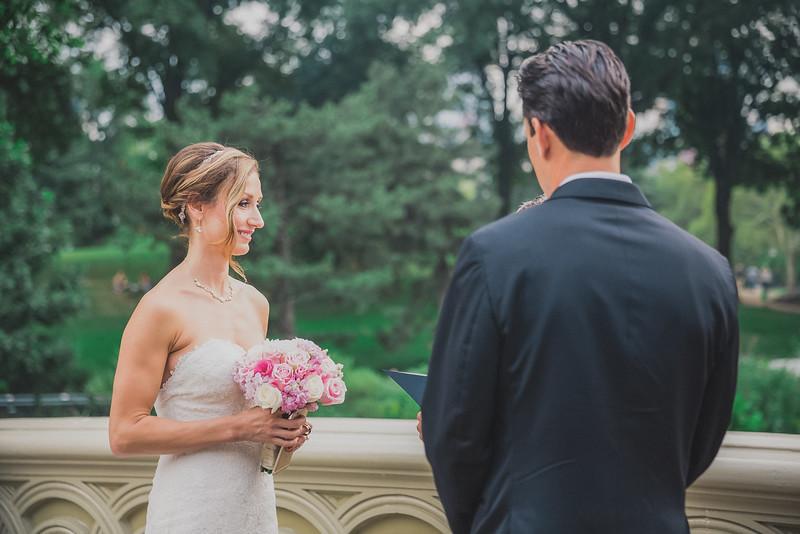Central Park Wedding - Heidi & Cameron-7