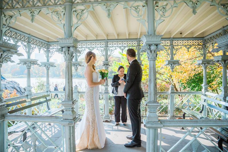Central Park Wedding - Ian & Chelsie-10